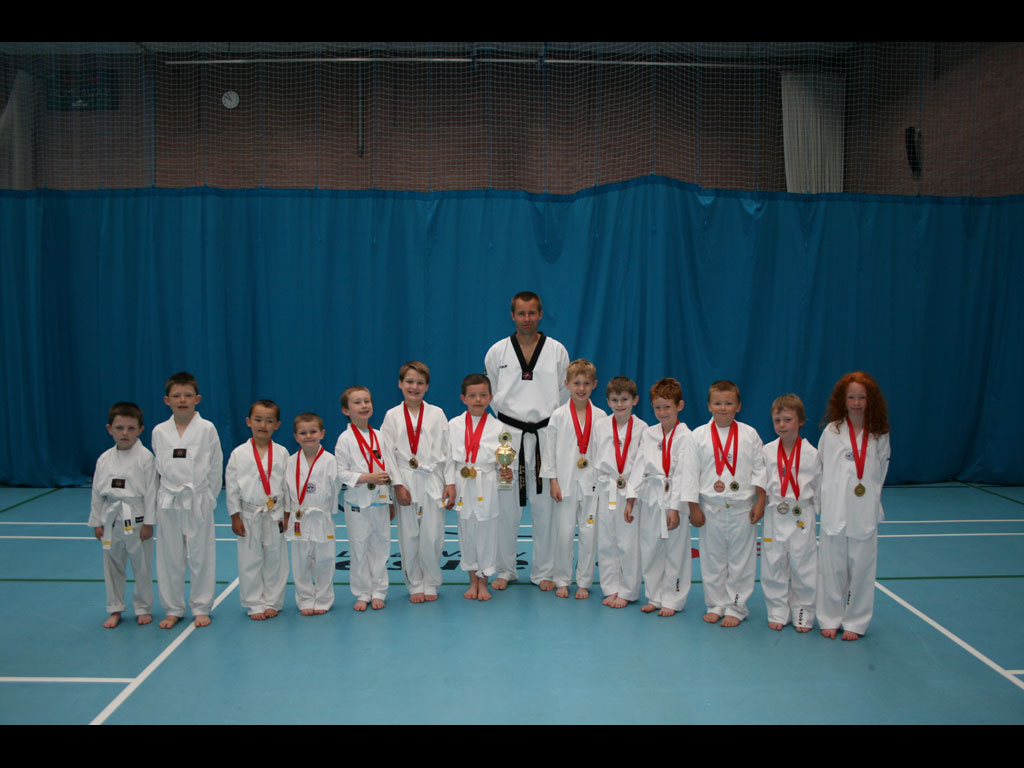 Junior Competitors