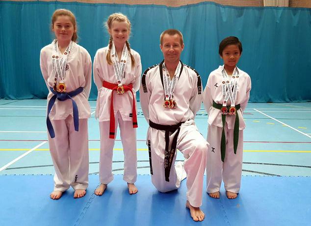 Pdf taekwondo poomsae