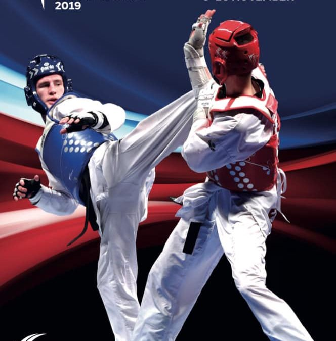 Competition: British Taekwondo National Championships – Nov 2019