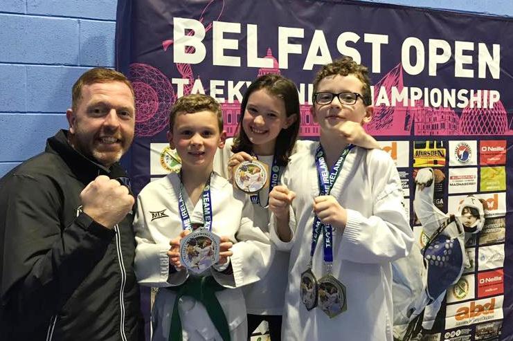 2nd Belfast Open Kyorugi Championships