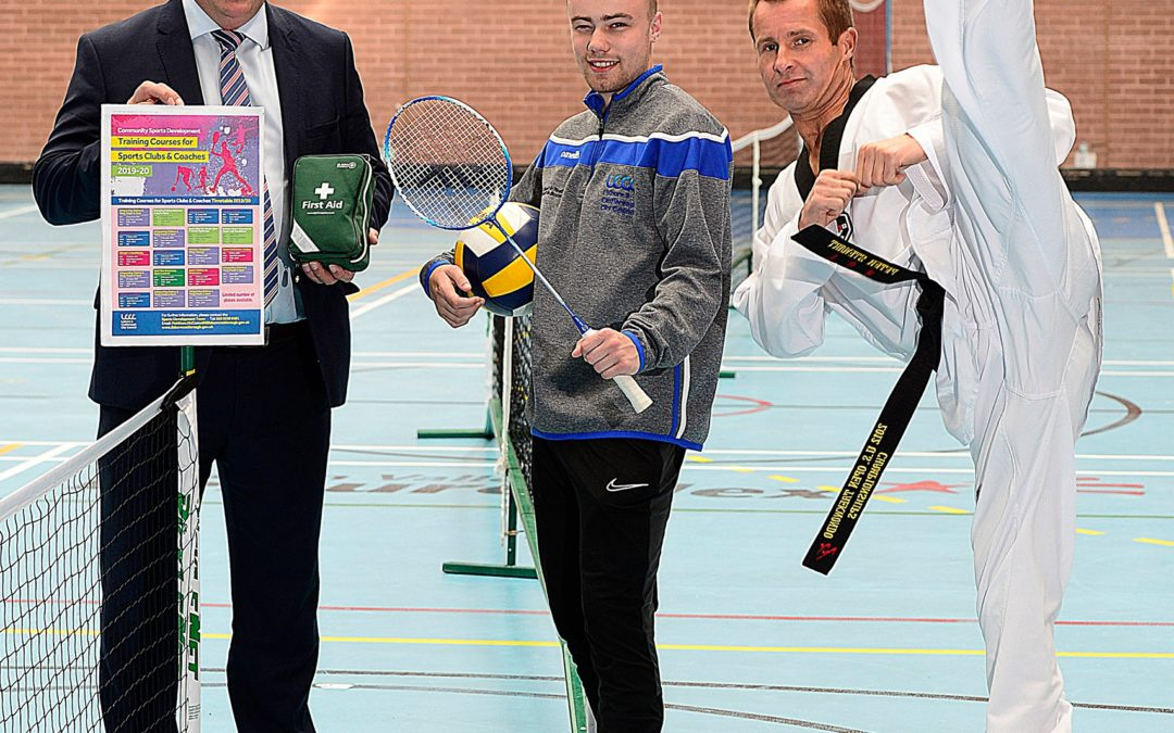 Lisburn & Castlereagh Council Launches Coach Education Programme