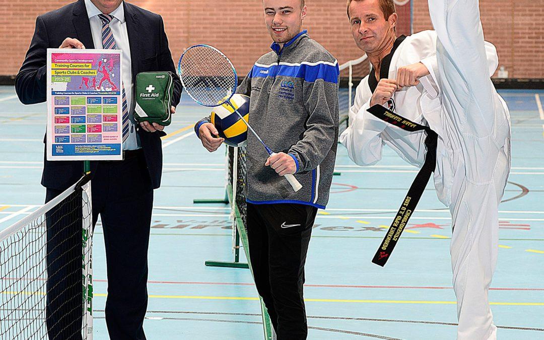 Lisburn & Castlereagh Council Launches Coach Education Programme