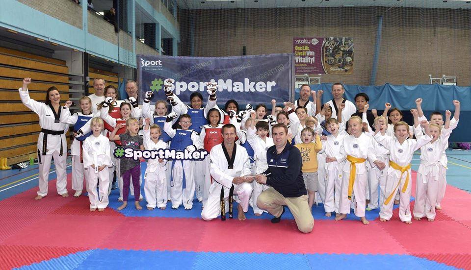 Master Peter Stewart – #SportMaker Children's Coach of the Year 2018